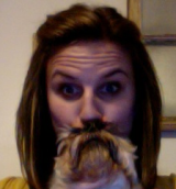 Water Chestnuts, My New Haircut, Our First Thanksgiving, Kate & DogBeards
