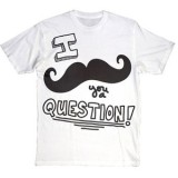 White T-Shirt Collection – HELPME!