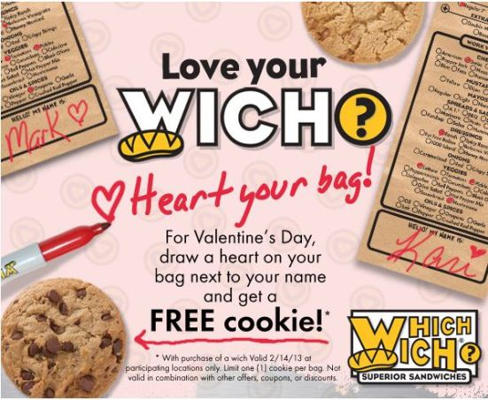 Which Which Free Cookies wich